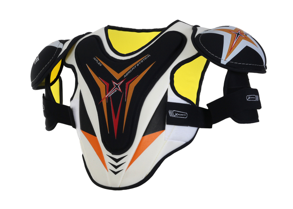 Панцирь хоккейный взрослый Larsen X-Force SP-R8.0 SR
