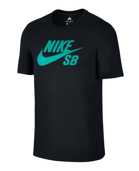 Футболка мужская Nike SB Logo T-Shirt