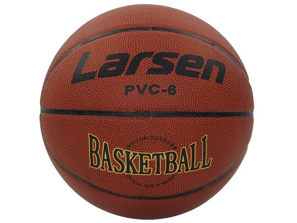 Мяч баскетбольный Larsen PVC-6