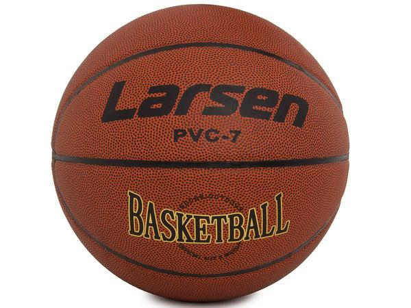 Мяч баскетбольный Larsen PVC-7